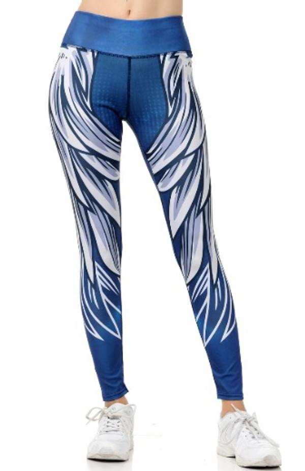 Wings Workout Leggings