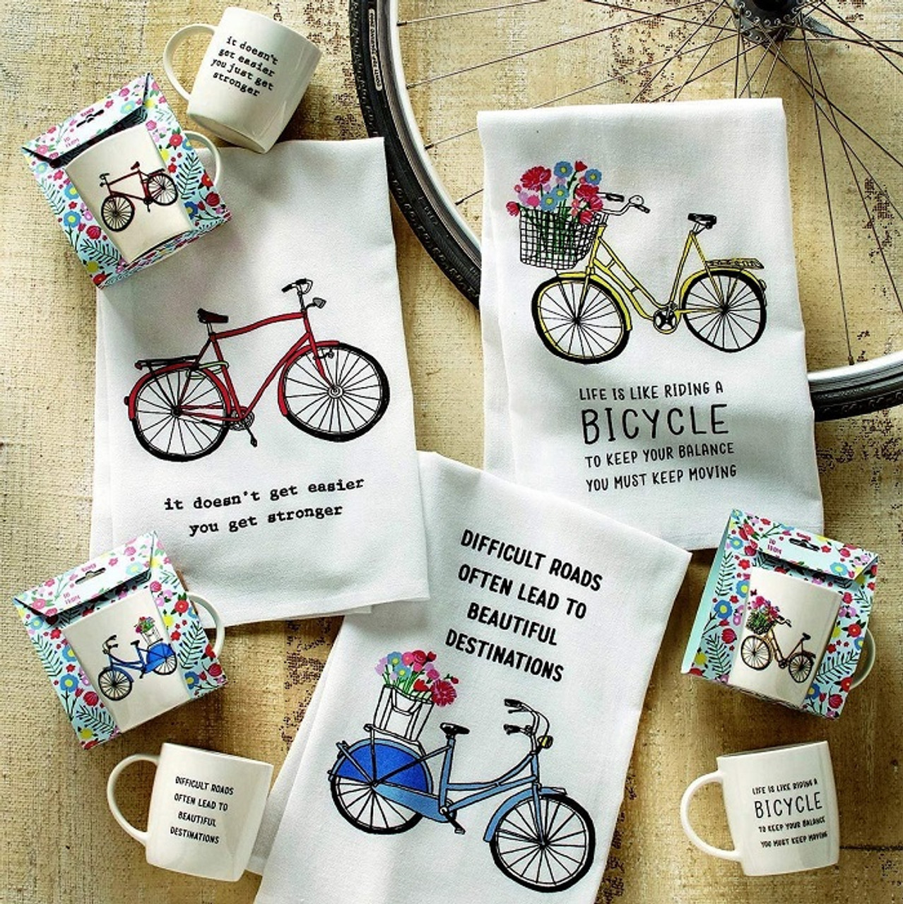 tag Bike Collection fun for people who love their bikes