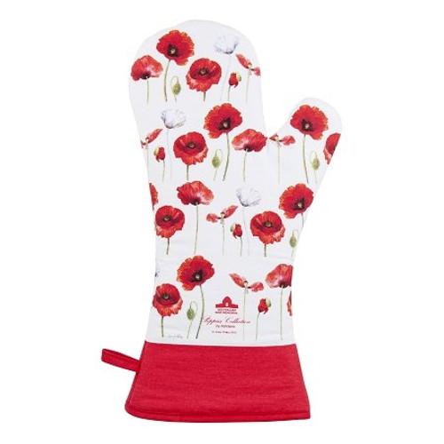 Ashdene Poppies Collection - Oven Glove Mitt (AD 41056)