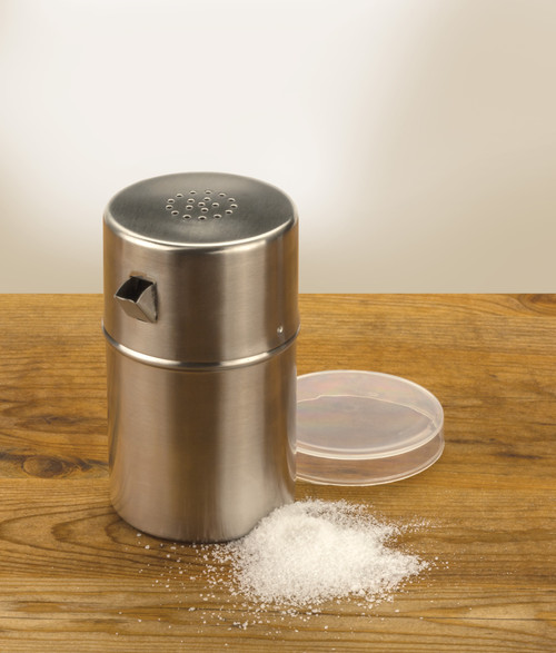RSVP Endurance Stainless Collection - Sea Salt Shaker (RSVP SS-AMY)