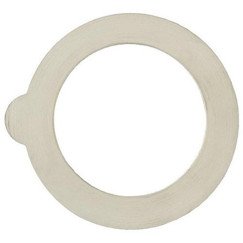 """Bormioli Rocco Small Fido Gaskets - White - 3.25"""" (6-1/2#) - Set of 6 (BR 890780M83021990)"""