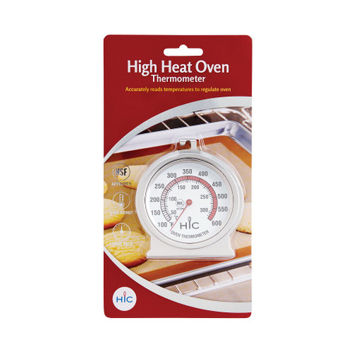 HIC Large Face High Heat Oven Thermometer (HIC 29006)