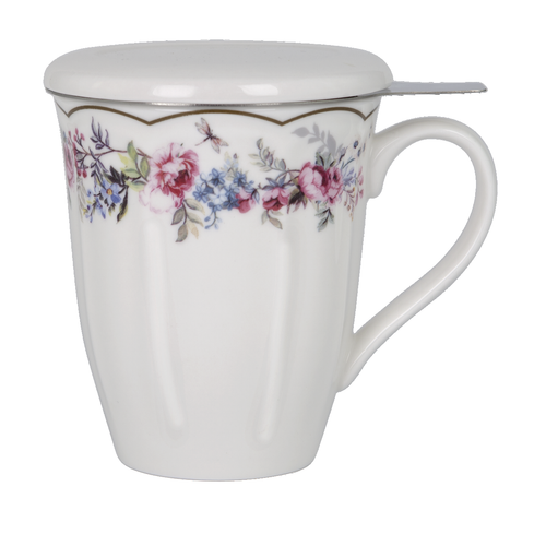 Ashdene Charlotte Collection - Vintage 3 Piece Infuser