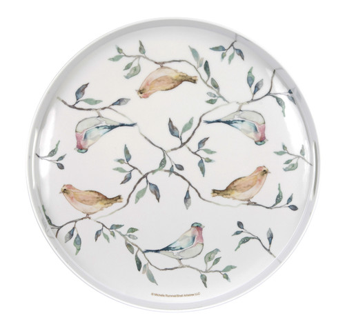 Ashdene Birdsong Collection - Large Round Tray (AD 89921)