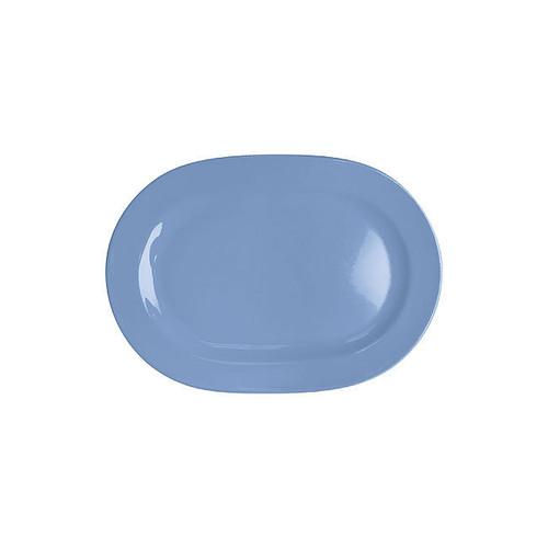 Waechtersbach Fun Factory - Oval Serving Platter - Blue Bell (WK 7727357700)