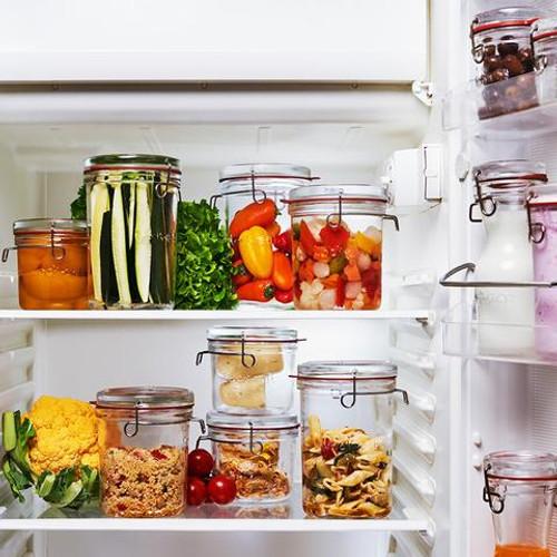 Lock-Eat Food Jars
