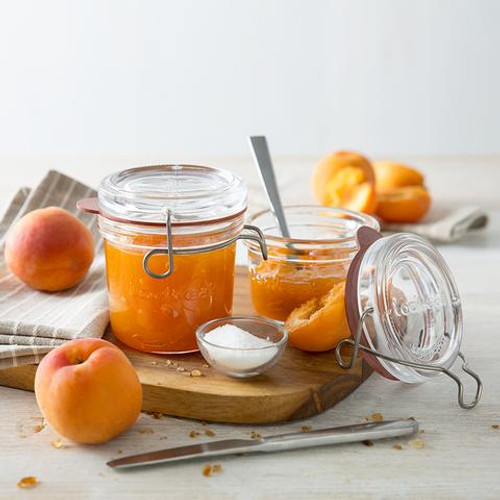 The .2L Lock-Eat Jar is perfect for your preserves.