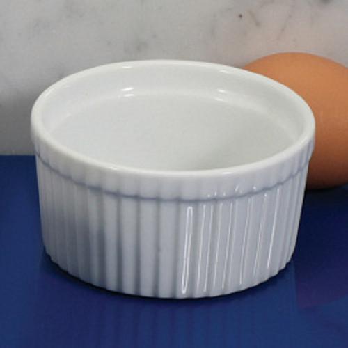 BIA Classic Custard Cup Ramekin - White - 6 oz.