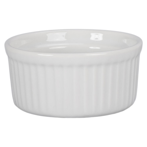 B.I.A Ramekin - White- 4.5 oz. (BIA 400012 - White)