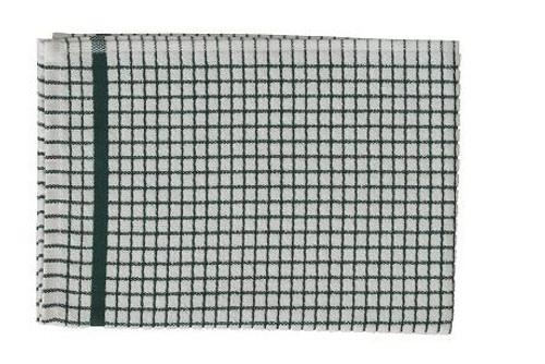 Samuel Lamont Poli Dri 100% Cotton Dish Towel - Hunter Green (SL 706PD-Hunter)