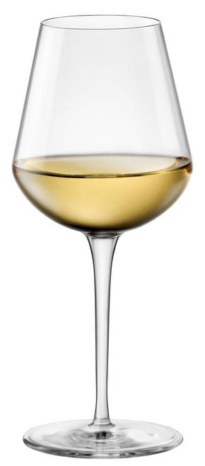 Bormioli Rocco inAlto Uno Collection - Medium Wine Glasses (16 oz) - Set of 6 (BR 365720GRC021990)
