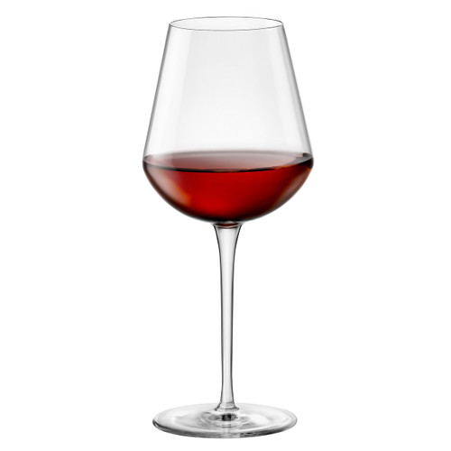 Bormioli Rocco inAlto Uno Collection - Large Wine Glasses (19 oz.)- Set of 6 (BR 365710GBD021990)