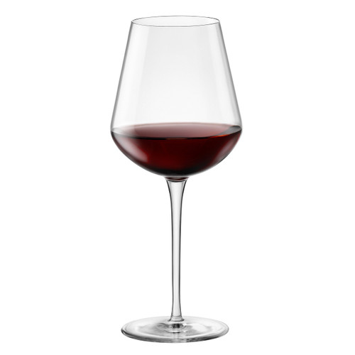 Bormioli Rocco inAlto Uno Collection - X- Large Wine Glasses (21.75 oz.) - Set of 6 (BR 365700GBD021990)