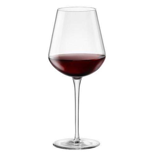 Bormioli Rocco inAlto Uno Collection - X- Large Wine Glasses (21.75 oz.) - Set of 6 (BR 365700GBD021990)