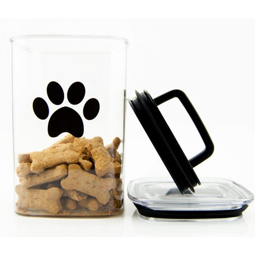 Planetary Design Airscape Pet, Treat & Food Storage Container- Medium, 7 inch (PD AL PP 04)