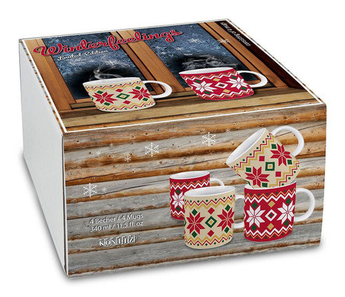 Konitz Holiday Mug Set - Winterfeelings (limited edition) (WK 1150021897)