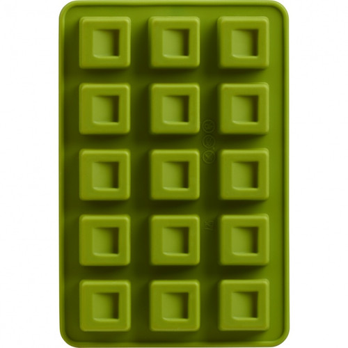 Trudeau Set of 2 Chocolate Molds - Square (TR 09916003)