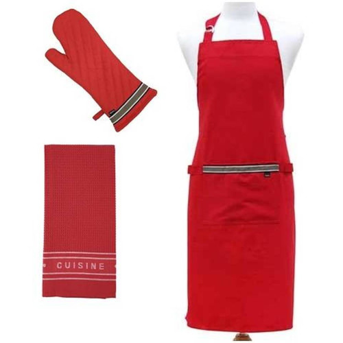 Ladelle Professional Series II  - Red