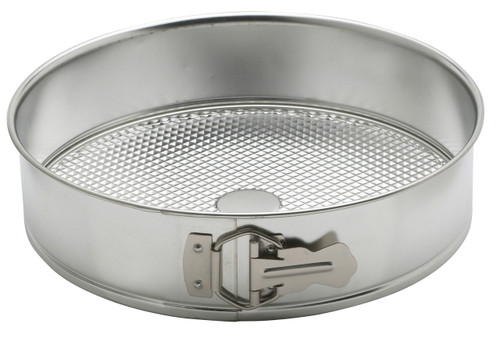 "Mrs. Anderson's Baking Waffle Bottom Springform Pan - 10"" (HIC 93228)"