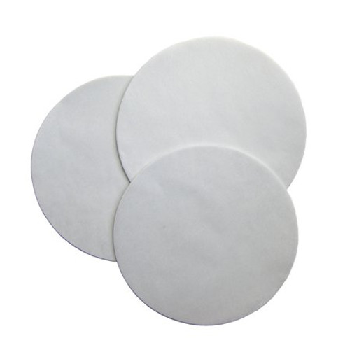 Regency Round Parchment - 9 in. - Set of 24 (HIC RW1109)