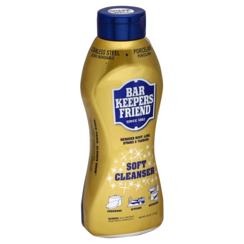 Bar Keepers Friend Liquid - 26 oz. (HIC 11624)