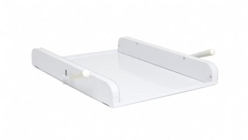 Lipper The Rolling Appliance Platform - White (LI 8701W)