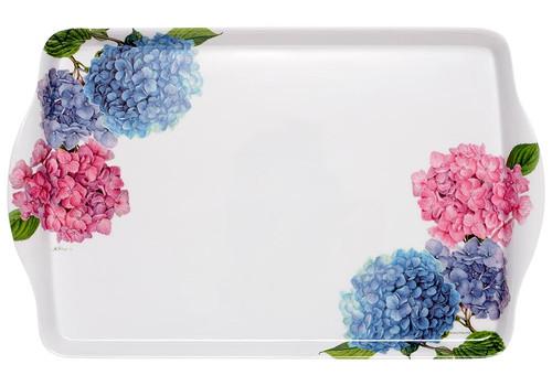 Ashdene Pastel Hydrangeas Collection -Medium Tray (AD 517188)