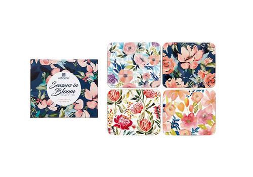 Ashdene Seasons in Bloom Coasters - Set of 4 (AD 517262)