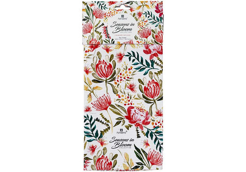 Ashdene Seasons in Bloom Collection - Tea Towel - Summer Natives (AD 517257)