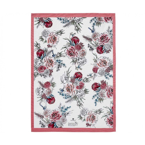 Ashdene Native Bouquet Collection - Tea Towel (AD 517249)