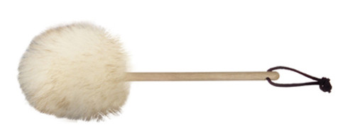 "Wool Shop Premium Classic Lambswool Duster - 8"" (WS D08)"