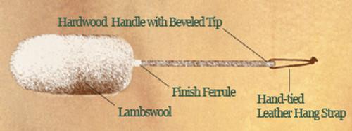 Wool Shop Premium Classic Lambswool Duster