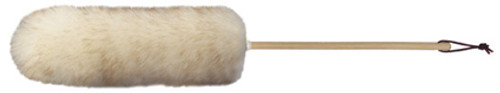 "Wool Shop Premium Classic Lambswool Duster - 24"" (WS D24)"