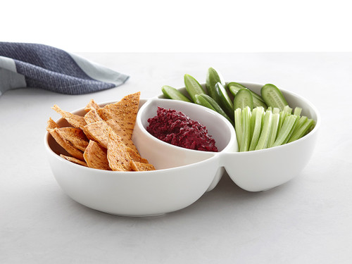 Ladelle Loop Collection - 3 Part Serving Bowl