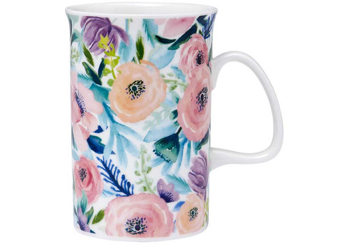 Ashdene Seasons in Bloom Collection - Fine Bone China Mug - Dreamfield (AD 517255 - DF)