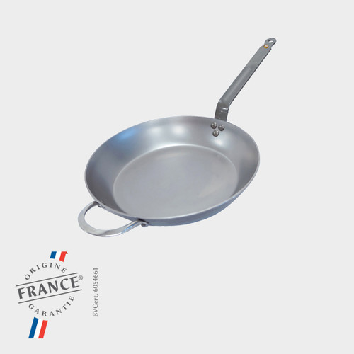 "de Buyer Mineral B Element - Skillet/Frypan - 12.5"" (DB 5610.32A)"