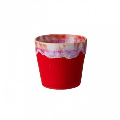 Costa Nova Grespresso Collection - Espresso Cup- Red (CN LSC08-02217K-Red)