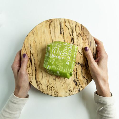 ZWraps Reusable Beeswax Food Wrap - Bread