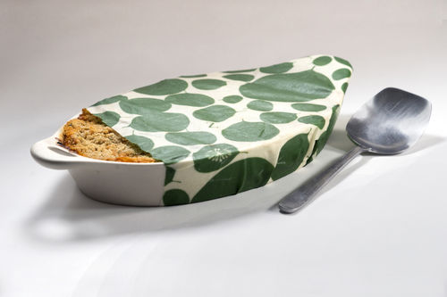 ZWraps Reusable Beeswax Food Wrap - Extra Large - Leafy Green (ZW XLLG)
