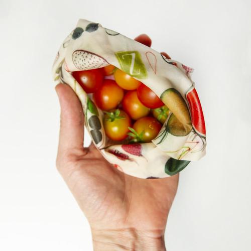 ZWraps Reusable Beeswax Food Wrap Small Farmer's Market
