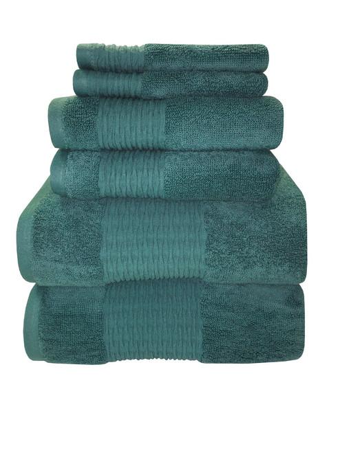 Sttelli Luna Collection - Hand Towel- Seaport (STT LUT-110-SE)