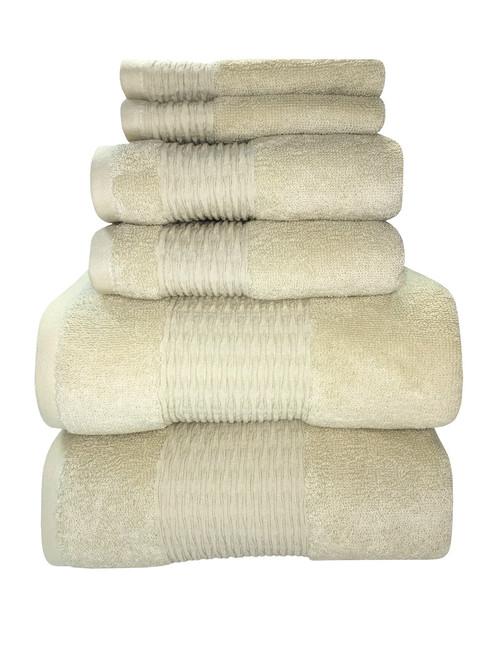 Sttelli Luna Collection - Wash Towel - Angora (STT LUT-172-AN)