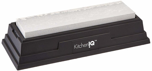 Kitchen IQ Natural Arkansas Sharpening Stone - 6 inch (SCP 50078)