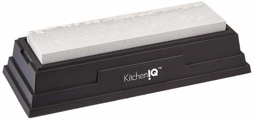 Kitchen IQ Natural Arkansas Sharpening Stone - 6 inch (SCP 50078)