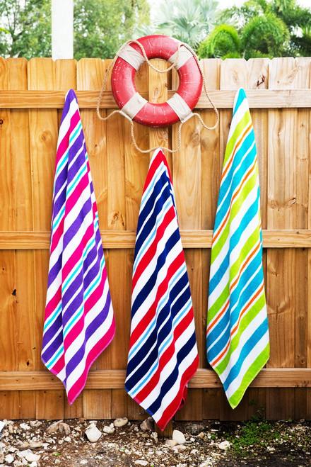 Sttelli Bayside Collection Beach Towel