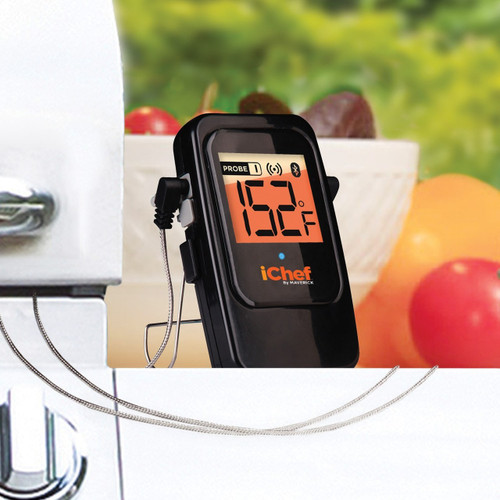 Maverick Redi Chek Wireless Barbecue Cooking Thermometer Set - Black (MK ET-735Black)