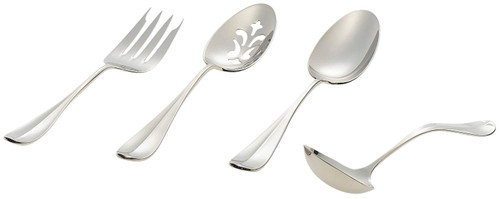 Ginkgo Helmick Premier Collection - Classic English - 4 Piece Hostess Set (GK 62031-4)