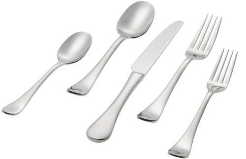 Ginkgo Stainless Collection - Varberg - 20 Piece Service for 4 (GK 85315-6)