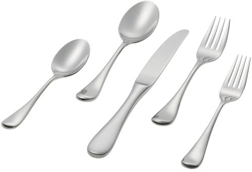 Ginkgo Helmick Stainless Collection - Firenze - 20 Piece Service for 4 (GK 25015-3)