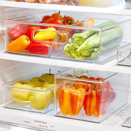 Interdesign Kitchen Binz Storage Box with Handles